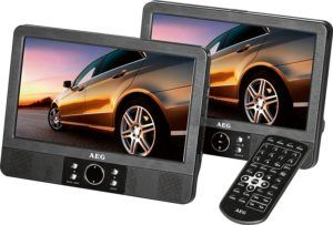 AEG DVD 4552 LCD Tragbarer DVD-Player im Test