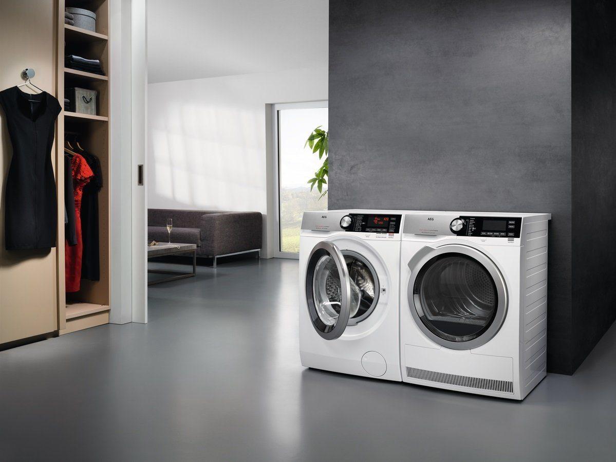 AEG L9FE86495 Frontlader Waschmaschine im Test