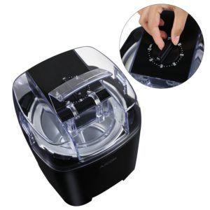 Aicok Eismaschine 1,5 Liter, Eiscreme Maschine