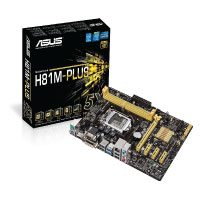Asus-H81M-PLUS-Mainboard