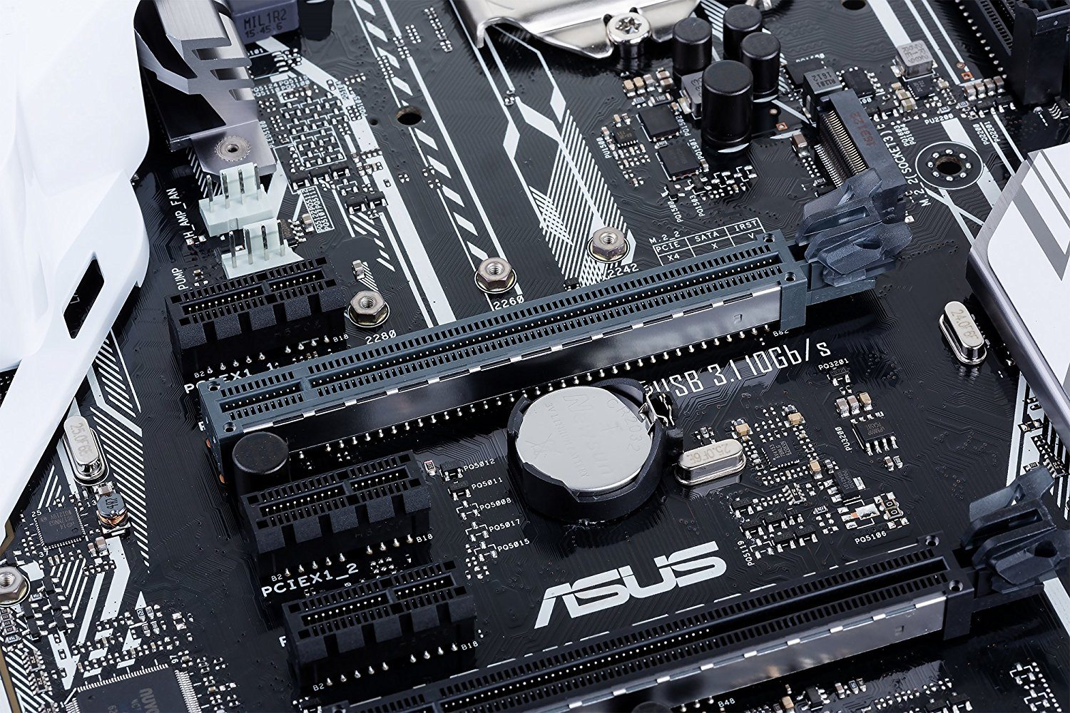 Asus Prime Z270-A Gaming Mainboard Sockel 1151