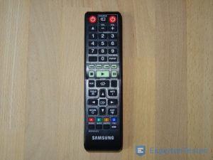 Fernbedienung für einen BluRay Player von Samsung im Detail