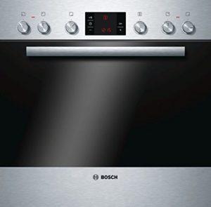 Die Bosch HND22PS51 Backofen-Kochfeld-Kombinationen ist aus Glaskeramik.