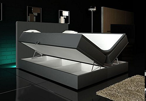 wo finde ich g nstige boxspringbetten expertentesten. Black Bedroom Furniture Sets. Home Design Ideas