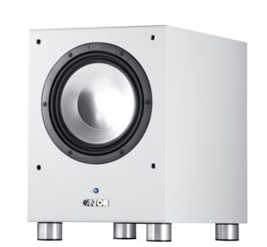 Canton SUB 8.2 aktiver Subwoofer weiss