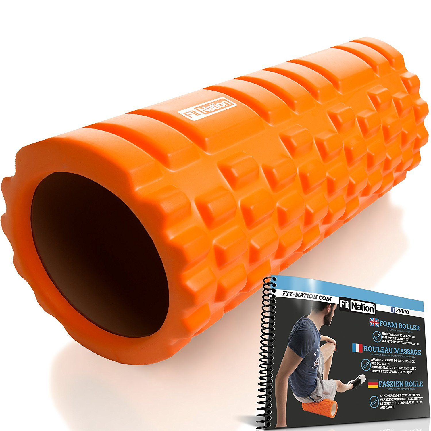 Fit Nation Faszienrolle 1