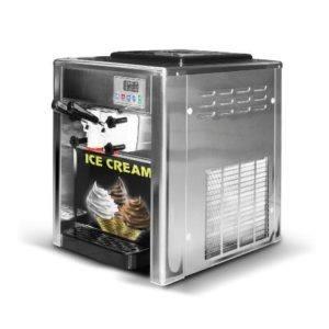 Kompakte Gastroquik PROFI Softeismaschine
