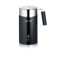 Graef MS702EU Milchaufschäumer, 450 W, schwarz/edelstahl