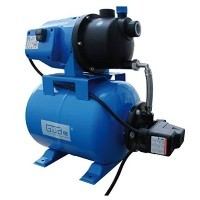 Turbo Hauswasserwerk baut keinen Druck mehr auf? Ursachen und Hilfe AL47