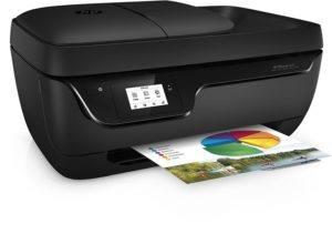 Der HP Officejet 3830 Multifunktionsdrucker hat eine Auflösung von 4800 x 1200 dpi.