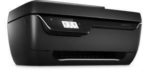 Der HP Officejet 3830 Multifunktionsdrucker in der Übersicht.