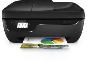 Der HP Officejet 3830 Multifunktionsdrucker hat Apple AirPrint.