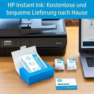 Der HP Officejet 6950 Multifunktionsdrucker verfügt über Apple AirPrint.