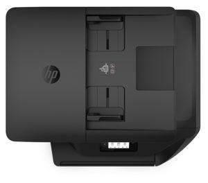 Der HP Officejet 6950 Multifunktionsdrucker kann auch beidseitig drucken.