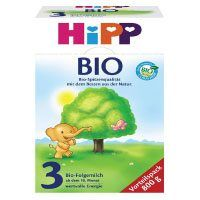 Hipp Bio 3 Folgemilch Test