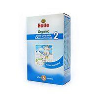 Holle Ziegenmilchbasis 2 Folgemilch Test