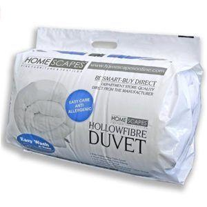 Die Homescapes waschbare Marken Hohlfaser Bettdecke wurde auf Platz 9 gewählt.