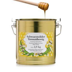 Honig Schwarzwälder Tannenhonig 2,5 kg