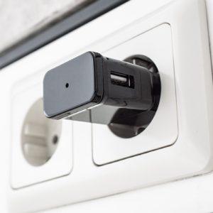 Spy Cam Full HD von KOBERT GOODS mit USB-Anschluss