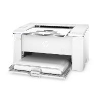 HP LaserJet Pro M102a Laserdrucker (Drucker, USB) weiß