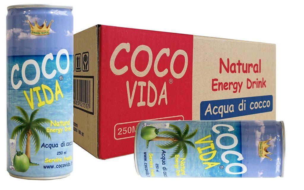 Kokoswasser Coco Vida
