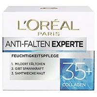 L'Oréal Paris Antifaltencreme  Anti-Falten Experte  im Test