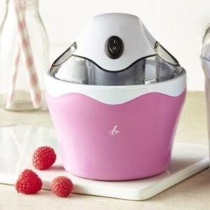 Lakeland Mini-Eismaschine in rosa