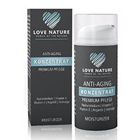 Love Nature Antifaltencreme  Konzentrat im Test
