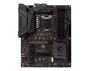 MSI H270 Gaming M3 LGA 1151 DDR4 HDMI,DVI, 2x M.2 (1x Steel Armor) & 10x USB 3.1(2x Gen2 & 8x Gen1), 1x USB-C ATX Mainboard test