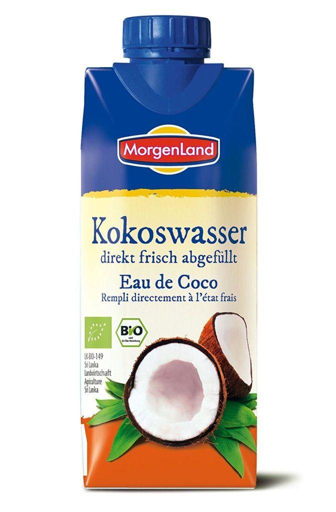 MorgenLand Bio Kokoswasser