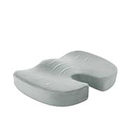 Naipo Sitzkissen Orthopädisches Kissen Steißbein Entlastung Stuhlkissen Rückenschonung Memory Schaum Sitzauflage für Bürostuhl Rollstuhl Auto Reisen