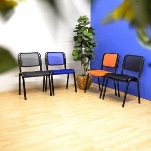 Konferenzstühle eignen sich zum Vielfältigen Einsatz.