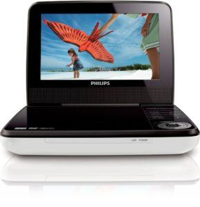 Philips-PD7030-Tragbarer-DVD-Player Test