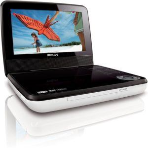 Philips-PD7030-Tragbarer-DVD-Player im Test