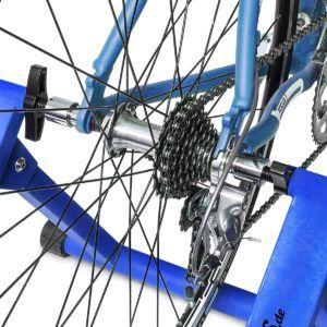 Relaxdays Fahrrad Rollentrainer