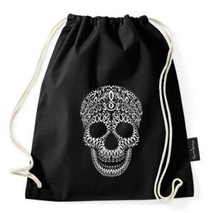 Sambosa Turnbeutel mit Skull