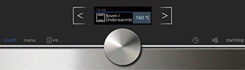 Siemens HB634GBW1 IQ700 Backofen Elektro Display