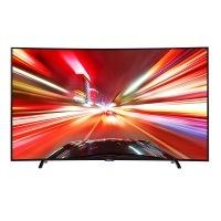 Thomson 78UA8796 198 cm (78 Zoll) Curved Fernseher (Ultra HD, Triple Tuner DVB-T2 HEVC H.265, 3D, Smart TV) [Energieklasse A]