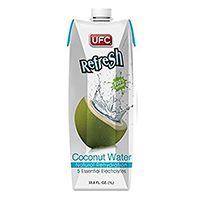 UFC Getränke Kokoswasser Tetra