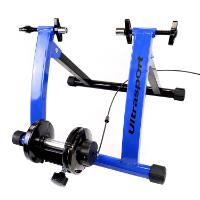 Ultrasport Fahrrad Rollentrainer Set mit schaltbaren Gängen