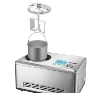 Unold 48876 Eismaschine Nobile mit Zubehör