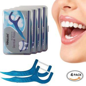 Zahnseide,Dental Floss, gesunde Zahne