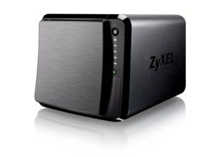 Zyxel Privater Cloud Speicher NAS Server