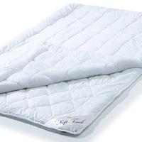 Die Aqua-textil 4 Jahreszeiten Bettdecke 155x220 cm ist der Vergleichssieger.