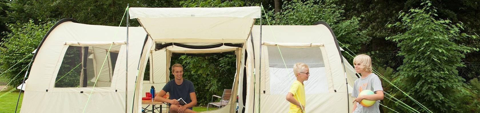 5 und mehr Personen Zelte im Test auf ExpertenTesten.de