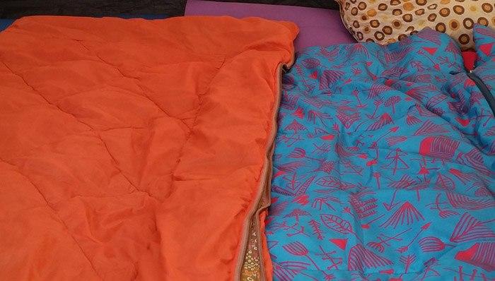 Kunstfaserschlafsäcke  im Test auf ExpertenTesten