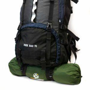 Leichter outdoorer Trekkingrucksack Trek Bag 70
