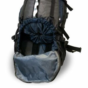 Langjähriger Topselle outdoorer Trekkingrucksack Trek Bag 70 im Test