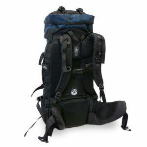 Leichter outdoorer Trekkingrucksack Trek Bag 70 im Test