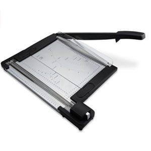 Das zoomyo OC500 Papierschneider aus Metall belegt den 4. Platz.